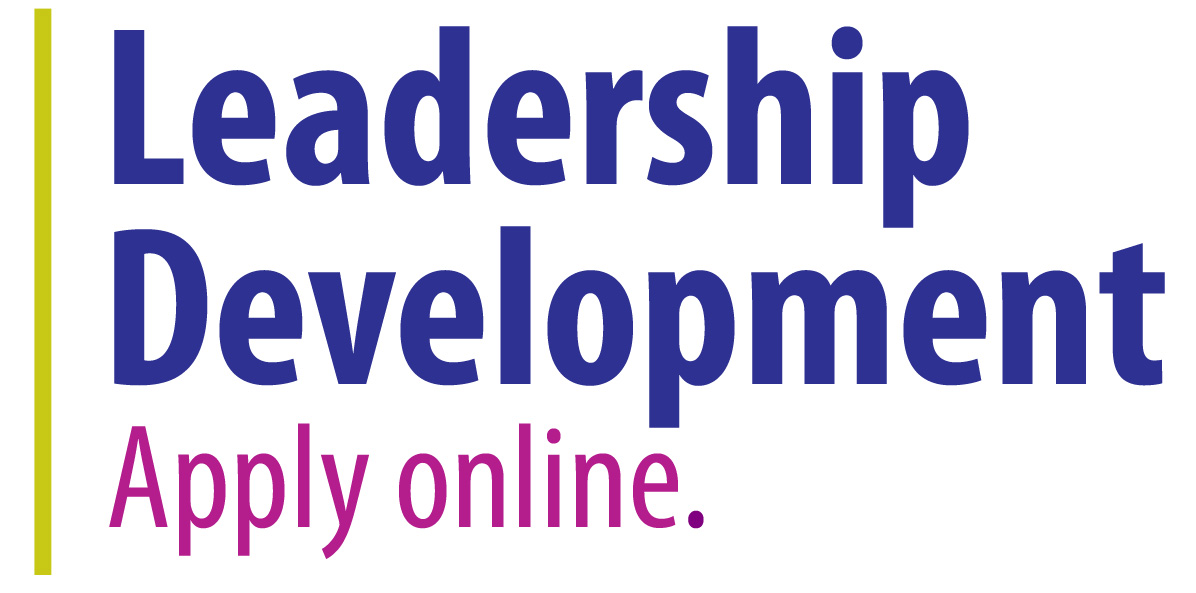 Leadership Development - Apply online